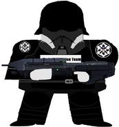 UTTP riot gear (NSA) Trooper