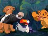 Simba and Nala go to White Castle