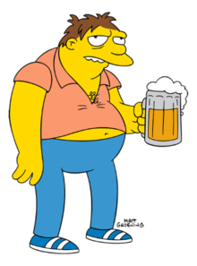 220px-Barney Gumble.png