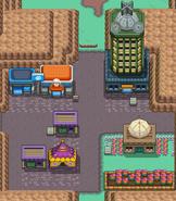 Lavender Town HGSS
