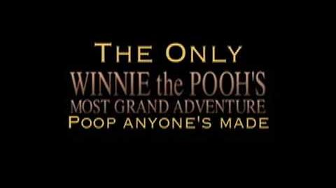 10th ANNIVERSARY COMMENTARY- The Only Pooh's Gand Adventure Poop Anyone Has Ever Made, part 1 & 2