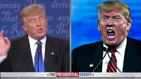 Donald Trump's Residential Debug