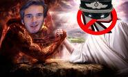 Pewdiepie v roblox sucks the power of god by uttprobloxsucks-d8n3t25