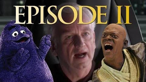 YTP Revenge of the Senate Episode II (20K Sub Special)