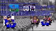 UTTP war against WSWDN