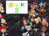 Dimension Warriors and Universe Heroes 3: Two Adventures