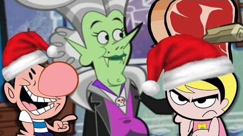 Billy and Mandy's Abnormal Christmas Experience