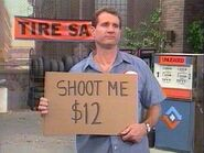 Shoot Me $12-Al Bundy