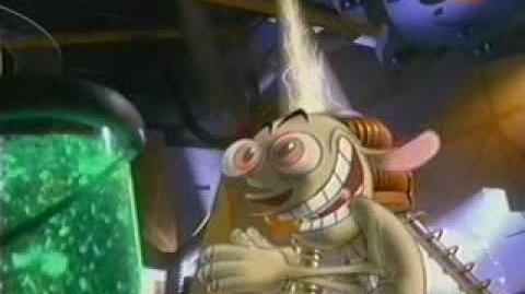 1990s Ren & Stimpy Fruit Roll-ups Commercial