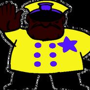 Officer Wagon UTTP