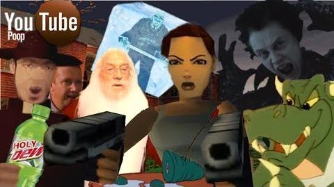 Toot Raider - Lara's Quest For Green Eggs