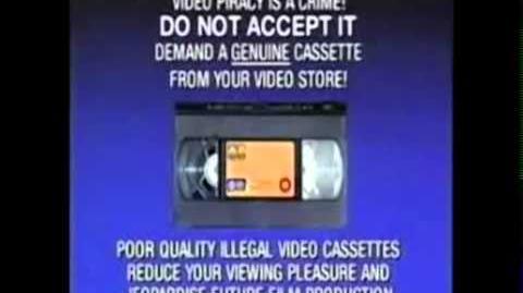 Dangers Of Legal Video Cassettes
