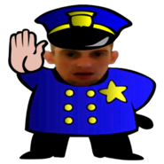 TommyParkyOfficer