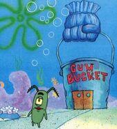 Cum Bucket Plankton
