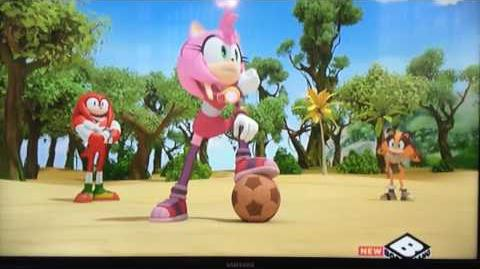 Knuckles the Feminist (Sonic Boom)