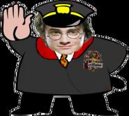 Officer Harry Potter