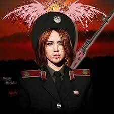 Miley as a communist.jpg