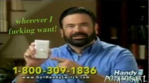YTP Billy Mays goes on a Dancing Rampage