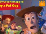 Woody Gets Kidnapped by a Fat Guy