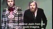 Jozin Z Bazin Legendado em ingles
