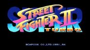 Super Street Fighter II Turbo Arcade Music - Guile Stage - CPS2-0