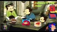 YTPBR Ping Pong-Espaguete com Poop (Round 1)