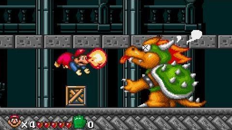-TAS- Super Mario Bros Genesis in 17-04
