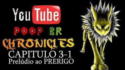 Youtube Poop BR Chronicles Capítulo 3-1 Prelúdio ao PRERIGO O retorno de um amigo