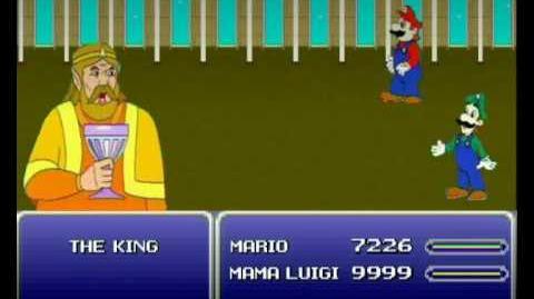 Final Fantasy Parody
