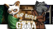 Maître Shifu VS Maître Splinter Rap Battle of GAAA 22