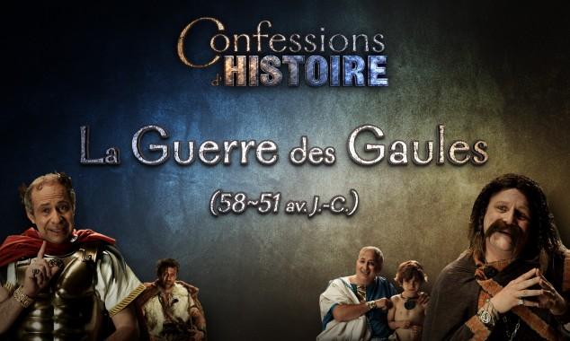 Confessions d'Histoire