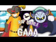 Meta Knight VS le Chat Potté -Rap Battle of GAAA -26-