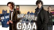Doctor Who VS Sherlock Holmes Rap Battle of GAAA 11