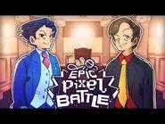 Phoenix Wright VS Saul Goodman - EPIC PIXEL BATTLE - EPB SAISON 4 -