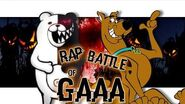 Scooby-Doo VS Monokuma Rap Battle of GAAA 16 - Halloween Special