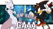 Mewtwo VS Shadow Rap Battle of GAAA 21