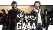 Joel VS Rick Grimes Rap Battle Of GAAA 3