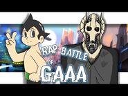 Astro Boy VS General Grievous -Rap Battle of GAAA -2-
