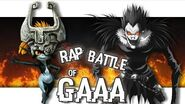Ryûk VS Midona Rap Battle of GAAA 14