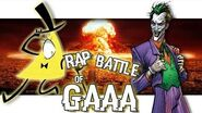 Joker VS Bill Cipher Rap Battle of GAAA 18