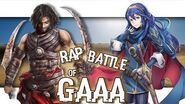 Prince of Persia VS Lucina Rap Battle of GAAA 19