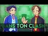 Phoenix Wright VS Saul Goodman - Dans Ton Clash -Epic Pixel Battle saison 4-