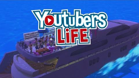 Youtubers Life - Get social! Launchdate 18 May 2016