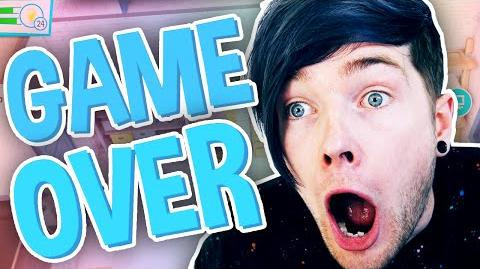 GAME OVER?!?! - YouTuber's Life -5