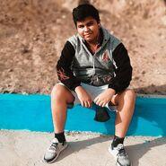 Dj Junior Peru foto en su localidad
