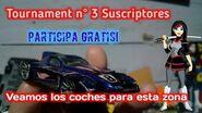 Tournament de suscriptores nro 3 - Eleccion de coches (cerrado)