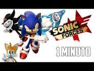 Sonic Forces en 1 minuto