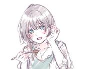 Aoi-Rough Anime