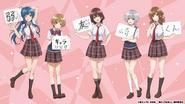 Heroines-Anime