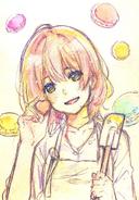 Aoi-00 Anime